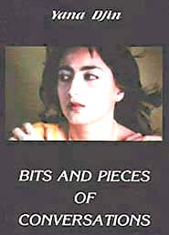 Yana Djin - Bits And Pieces Of Conversations (Picture And Book Cover)